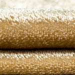 Charger l'image dans la galerie, McAlister Textiles Champagne Gold Crushed Velvet Throws & Runners Throws and Runners