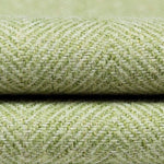 Load image into Gallery viewer, McAlister Textiles Herringbone Sage Green Throw Blanket Throws and Runners
