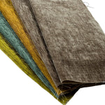 Load image into Gallery viewer, McAlister Textiles Plain Chenille Charcoal Grey Fabric Fabrics