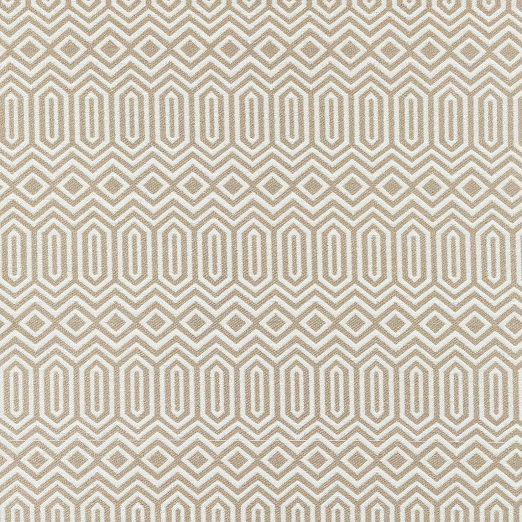 mcalister-textiles-natural-taupe-Colorado-woven-geometric-fabric