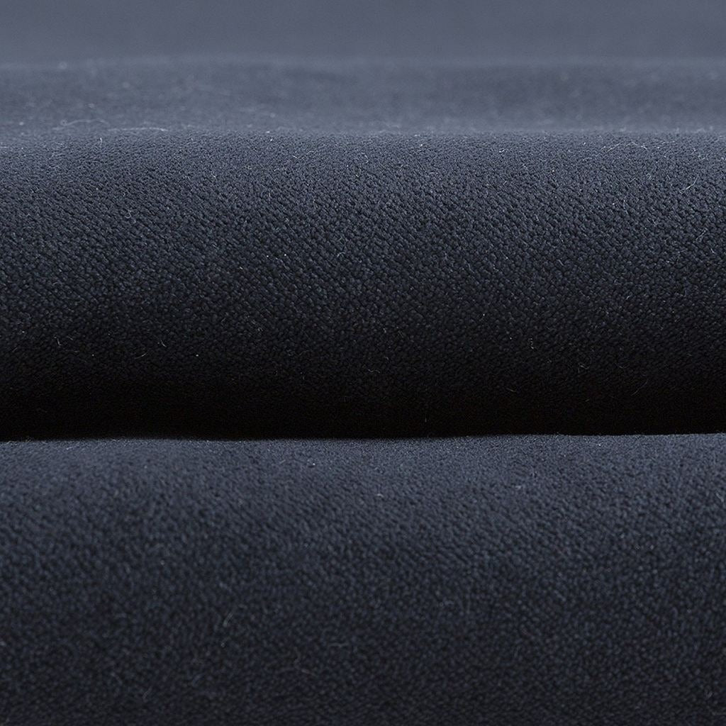McAlister Textiles Matt Black Velvet Table Runner Throws and Runners