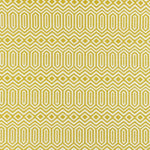 Load image into Gallery viewer, McAlister Textiles Colorado Geometric Yellow Fabric Fabrics 1 Metre