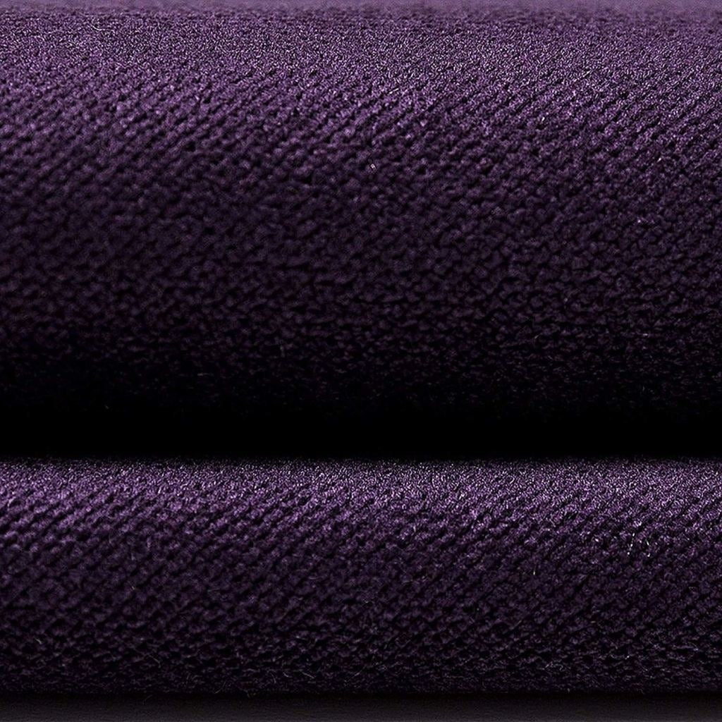 McAlister Textiles Matt Aubergine Purple Velvet Cushion Cushions and Covers