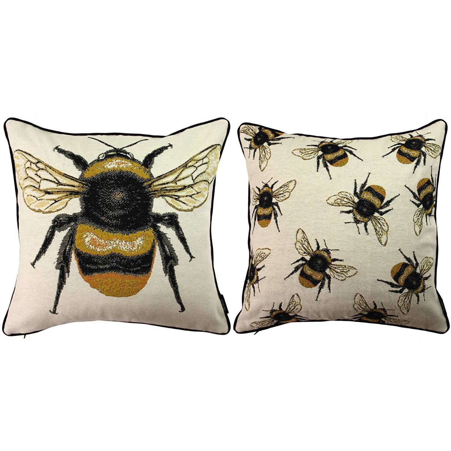 McAlister Textiles Bug's Life Scatter Cushion Sets Cushions and Covers Set of 2 Cushion Covers