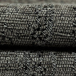 Load image into Gallery viewer, McAlister Textiles Textured Chenille Charcoal Grey Fabric Fabrics 1/2 Metre