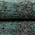 Load image into Gallery viewer, McAlister Textiles Textured Chenille Teal Pillow Pillow