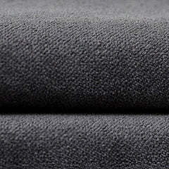 McAlister Textiles Matt Charcoal Grey Velvet Cushion-Cushions and Covers-