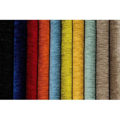 McAlister Textiles Plain Chenille Fabric Woven Pillow Cushion Covers Colour Selection Range