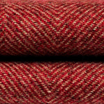 Carica l'immagine nel visualizzatore di Gallery, McAlister Textiles Herringbone Red Throws & Runners Throws and Runners