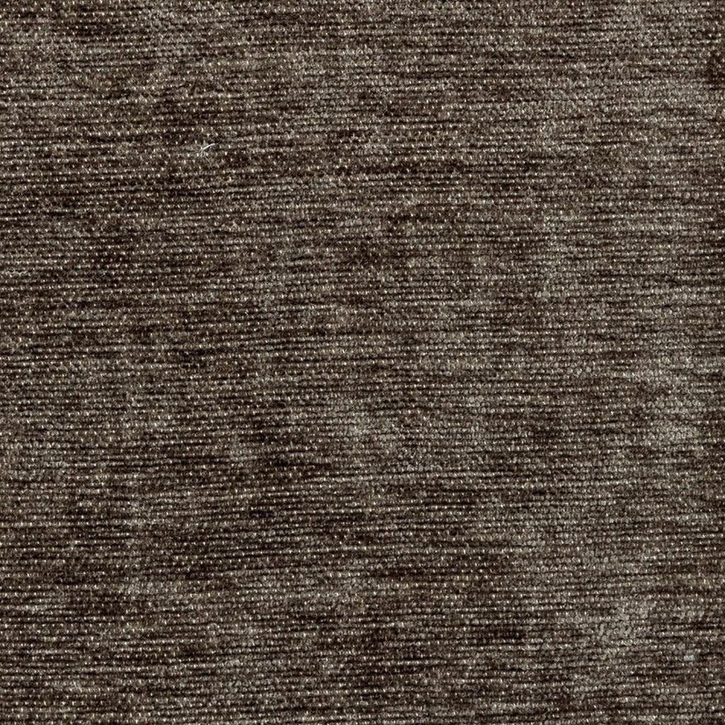 McAlister Textiles Plain Chenille Charcoal Grey Fabric Fabrics 1 Metre