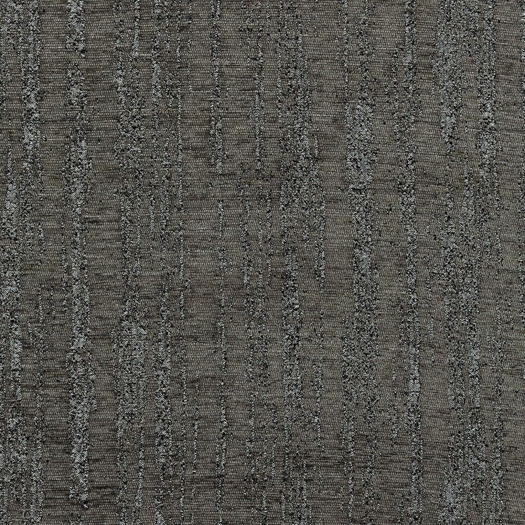 McAlister Textiles Textured Chenille Charcoal Grey Fabric Fabrics 1/2 Metre