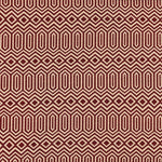 Load image into Gallery viewer, McAlister Textiles Colorado Geometric Red Fabric Fabrics 1 Metre