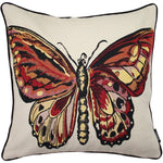 Load image into Gallery viewer, McAlister Textiles Bug's Life Butterfly Cushion Cushions and Covers Cover Only