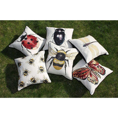 McAlister Textiles Bugs Life Print Design Tapestry Fabric Pillow Cushion Covers Design Collection