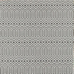 Load image into Gallery viewer, McAlister Textiles Colorado Geometric Charcoal Grey Fabric Fabrics 1 Metre