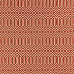 Load image into Gallery viewer, McAlister Textiles Colorado Geometric Burnt Orange Fabric Fabrics 1 Metre