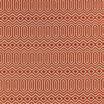 Laden Sie das Bild in den Galerie-Viewer, McAlister Textiles Colorado Geometric Burnt Orange Curtains Tailored Curtains