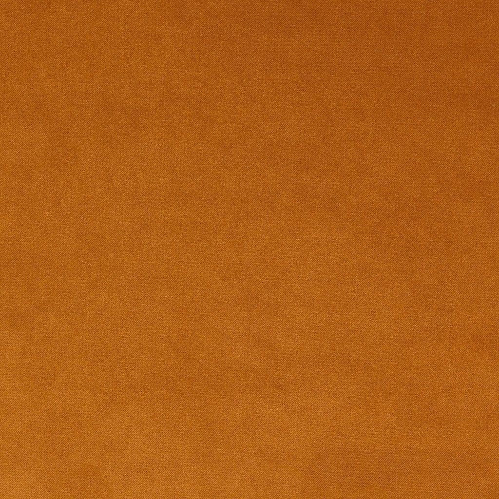 McAlister Textiles Matt Burnt Orange Velvet Fabric Fabrics 1 Metre