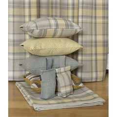 mcalister-textiles-mimosa-yellow-heritage-woven-wool-check-cushions-curtains-doorstop