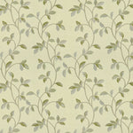 Load image into Gallery viewer, McAlister Textiles Annabel Floral Sage Green Fabric Fabrics 1 Metre