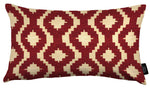 Load image into Gallery viewer, McAlister Textiles Arizona Geometric Red Pillow Pillow Cover Only 50cm x 30cm