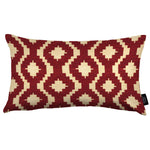 Load image into Gallery viewer, McAlister Textiles Arizona Geometric Red Pillow Pillow