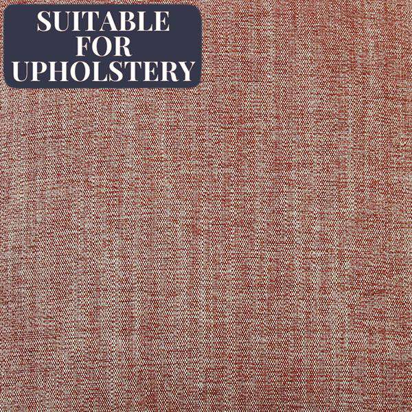 McAlister Textiles Rhumba Burnt Orange Fabric Fabrics