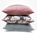 Charger l'image dans la galerie, McAlister Textiles Matt Blush Pink Velvet Cushion Cushions and Covers