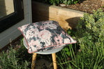 Load image into Gallery viewer, McAlister Textiles Camille Floral Velvet Cushion Cushions and Covers