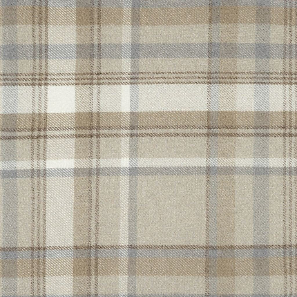 McAlister Textiles Heritage Beige Cream Tartan Bedding Set Bedding Set