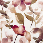 Load image into Gallery viewer, McAlister Textiles Blush Pink Floral Velvet Cushion Cushions and Covers
