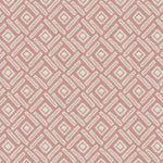 Load image into Gallery viewer, McAlister Textiles Elva Geometric Blush Pink Draught Excluder Draught Excluders