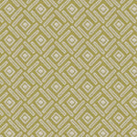 Load image into Gallery viewer, McAlister Textiles Elva Geometric Ochre Yellow Pillow Pillow