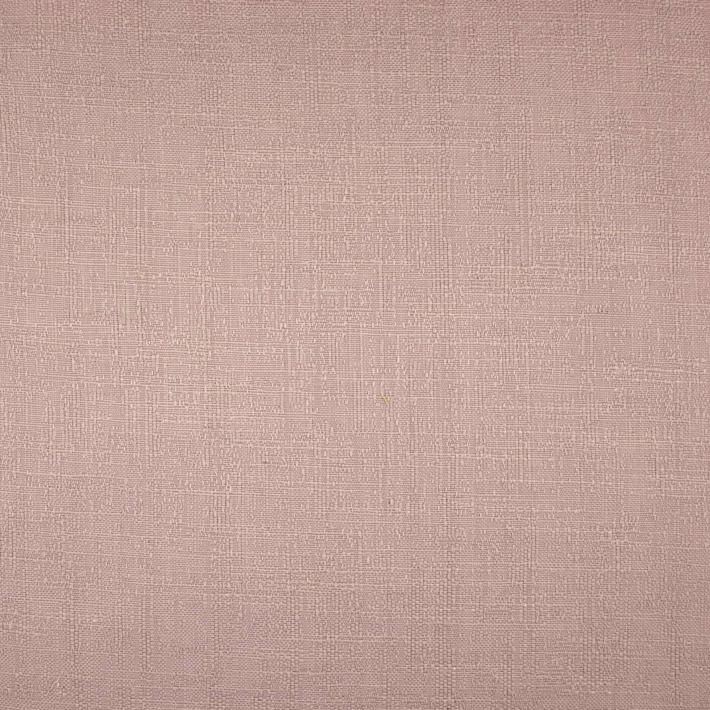 McAlister Textiles Harmony Linen Blend Soft Blush Textured Fabric Fabrics