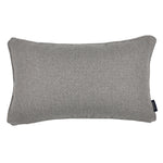 Charger l'image dans la galerie, McAlister Textiles Highlands Soft Grey Textured Plain Pillow Pillow