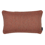 Cargar imagen en el visor de la galería, McAlister Textiles Highlands Terracotta Textured Plain Cushion Cushions and Covers Cover Only 50cm x 30cm