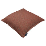 Cargar imagen en el visor de la galería, McAlister Textiles Highlands Terracotta Textured Plain Cushion Cushions and Covers