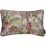 Load image into Gallery viewer, McAlister Textiles Wildflower Burnt Orange Linen Pillow Pillow Cover Only 50cm x 30cm