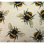 Laden Sie das Bild in den Galerie-Viewer, McAlister Textiles Bug's Life Bumble Bee Fabric Fabrics 1/2 Metre