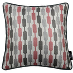 Load image into Gallery viewer, McAlister Textiles Lotta Blush Pink + Grey Pillow Pillow Cover Only 43cm x 43cm