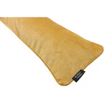 Charger l'image dans la galerie, McAlister Textiles Matt Ochre Yellow Velvet Draught Excluder Draught Excluders