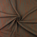 Load image into Gallery viewer, McAlister Textiles Lorne Fire Retardant Burnt Orange Fabric Fabrics