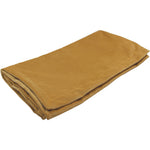 Cargar imagen en el visor de la galería, McAlister Textiles Matt Ochre Yellow Velvet Throw Blanket Throws and Runners Bed Runner (50cm x 240cm)