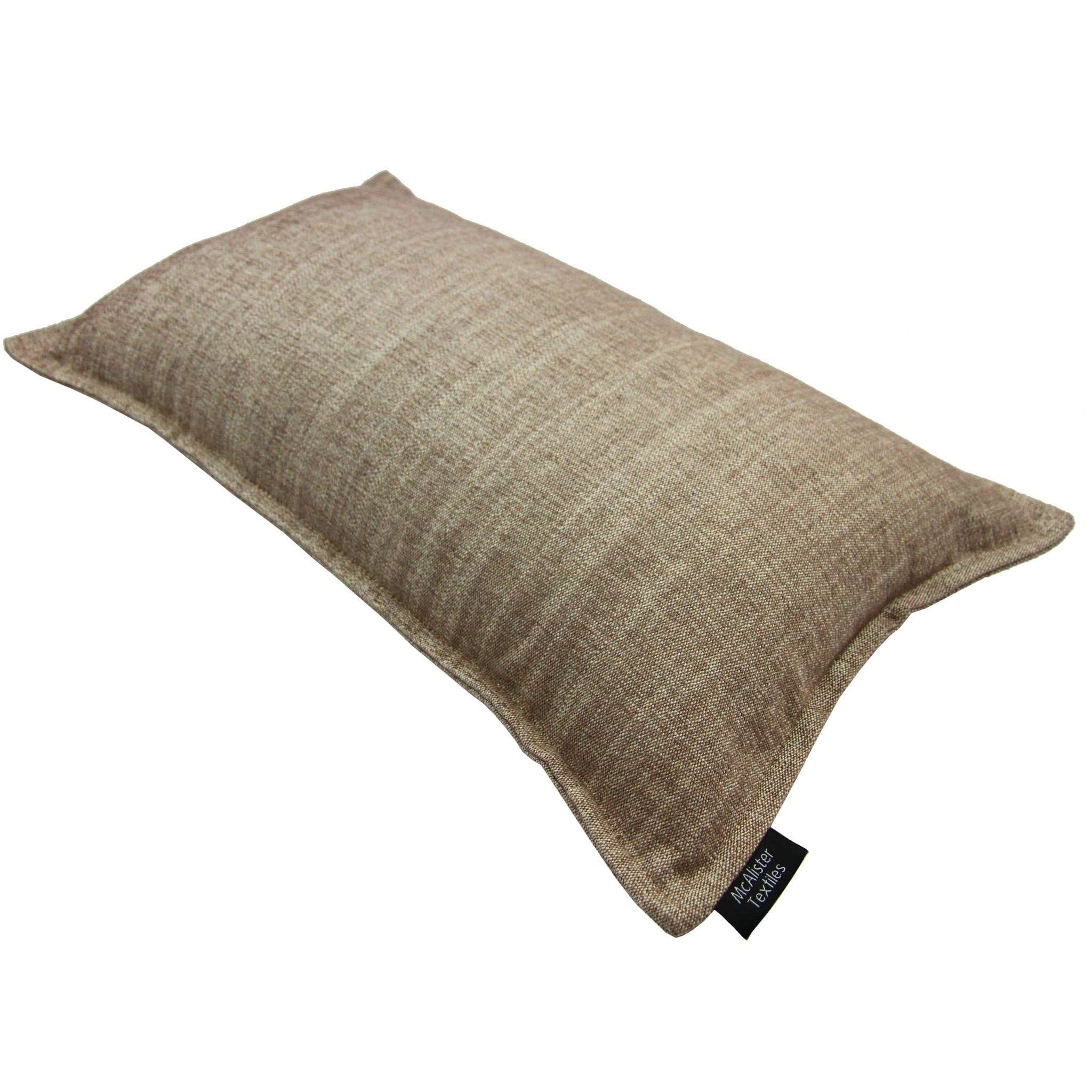 McAlister Textiles Rhumba Taupe Beige Pillow Pillow