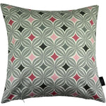 Load image into Gallery viewer, McAlister Textiles Laila Cotton Print Blush Pink Cushion Cushions and Covers Cover Only 43cm x 43cm