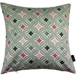 Carica l'immagine nel visualizzatore di Gallery, McAlister Textiles Laila Cotton Print Blush Pink Pillow Pillow Cover Only 43cm x 43cm