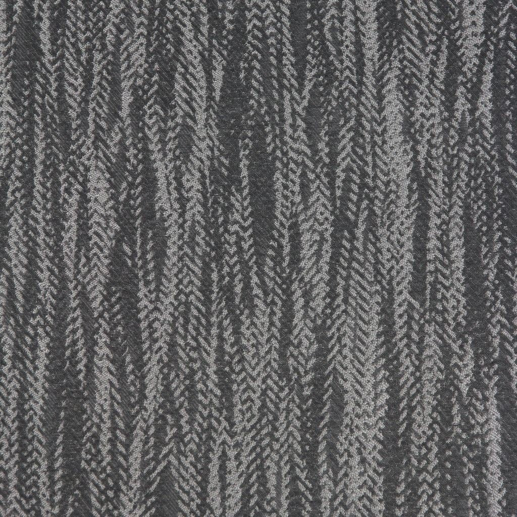 McAlister Textiles Lorne Fire Retardant Charcoal Grey Fabric Sample Fabrics