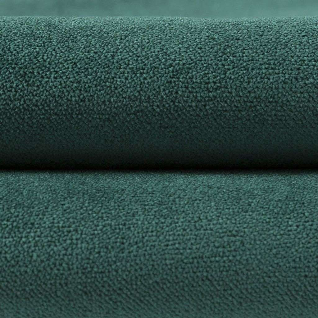 McAlister Textiles Matt Emerald Green Velvet Throw Blanket Throws and Runners