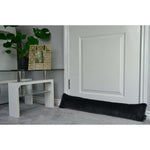 Load image into Gallery viewer, McAlister Textiles Matt Charcoal Grey Velvet Draught Excluder Draught Excluders