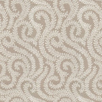 Load image into Gallery viewer, McAlister Textiles Little Leaf Pale Beige Fabric Fabrics 1 Metre